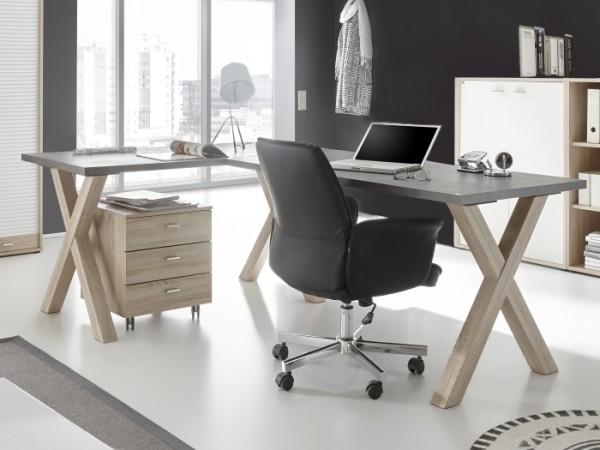 Eckschreibtisch Büro Mister Office