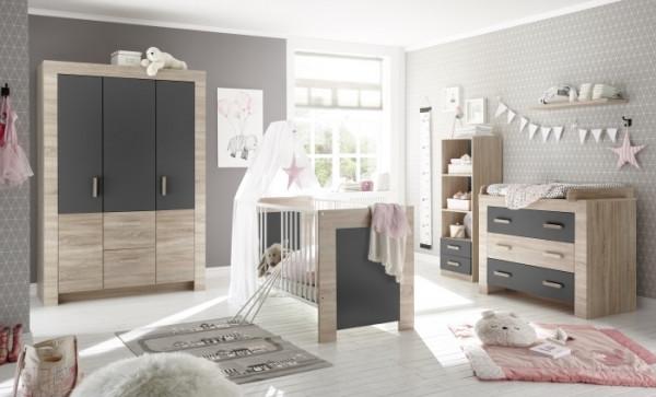 Babyzimmer Emy 6-teilig Ausstellungsware mit kleinen Mängeln zum absoluten Sonderpreis