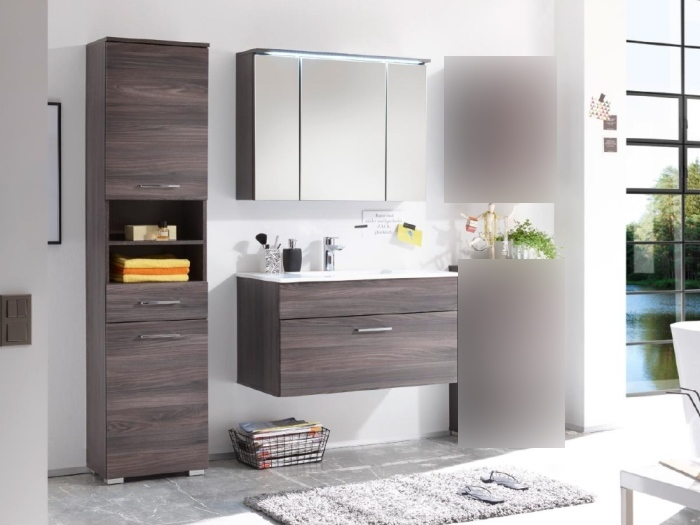 badezimmer san gallo 3 teilig m bel. Black Bedroom Furniture Sets. Home Design Ideas