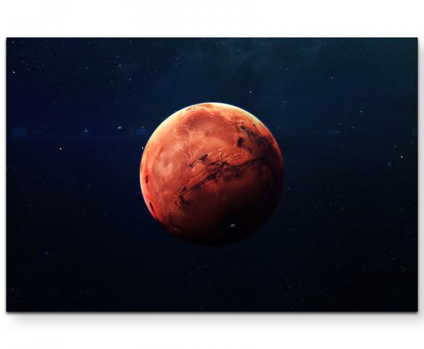 Der Mars - Leinwandbild