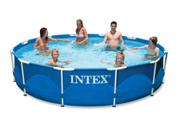 Ersatzpoolfolie 10616 zu Intex 28212 Ø 366 x 76 cm Frame Pool