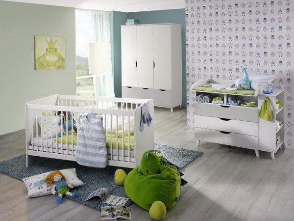 Babyzimmer Liliana 6 teilig von Rauch
