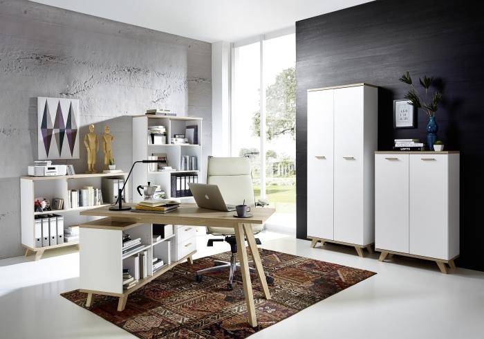 Büro Oslo Weiß