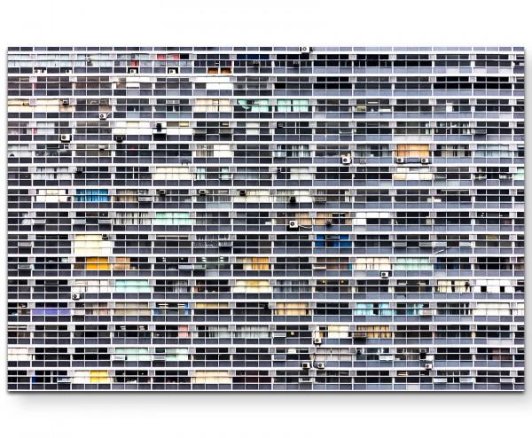 Sao Paulo – Wohnblock - Leinwandbild