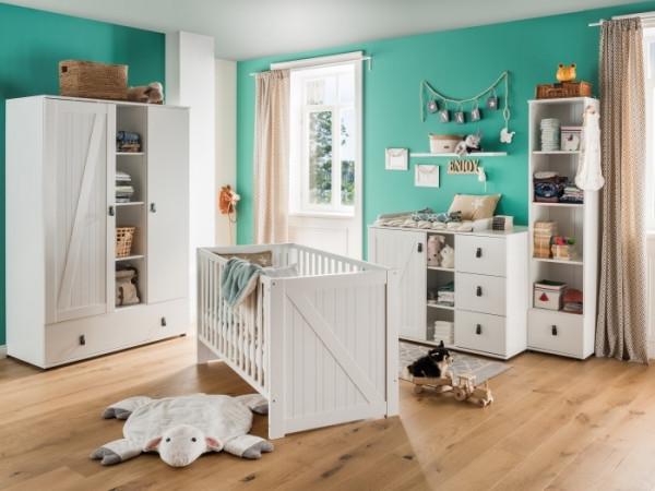 Babyzimmer Trelleborg 7teilig