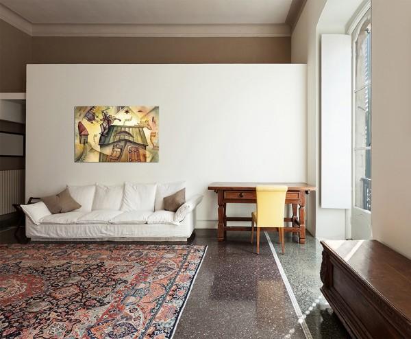 120x80cm Haus Geiger Musik