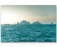 Krabi-Provinz – Landschaft in Thailand - Leinwandbild