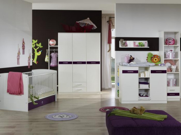 Babyzimmer Gina 9-teilig