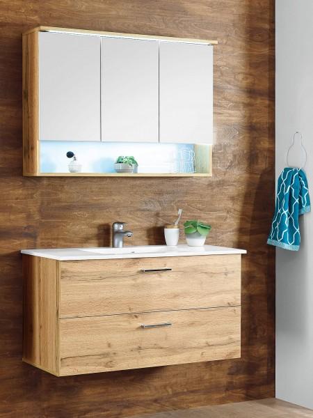 Badezimmer Best in Wildeiche 2 teilig +++ von möbel-direkt+++ schnell und günstig