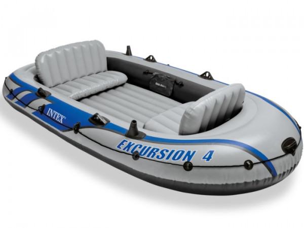 Ersatzbootskörper 11367 zu Intex 68324 Schlauchboot Excursion 4