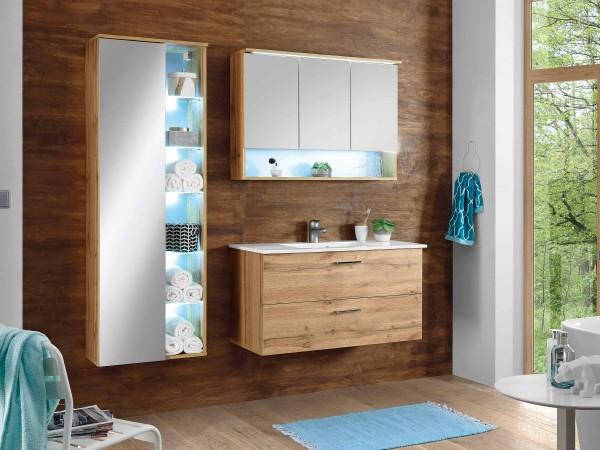 Badezimmer Best in Wildeiche 3 teilig +++ von möbel-direkt+++ schnell und günstig