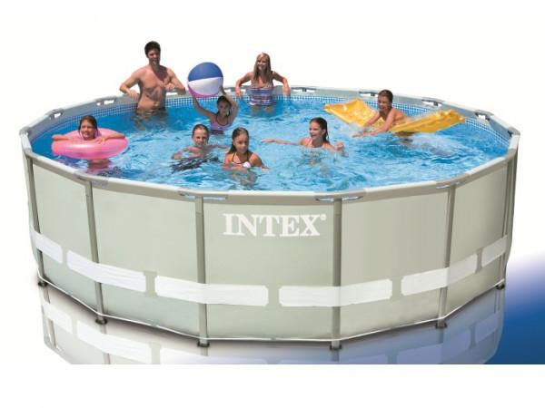 Ultra Frame Pool 488 x 122 Intex 28322