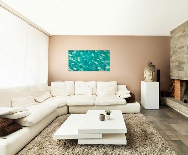 120x60cm Amazonite Edelstein türkis Hintergrund