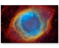 Helixnebel – NASA - Leinwandbild