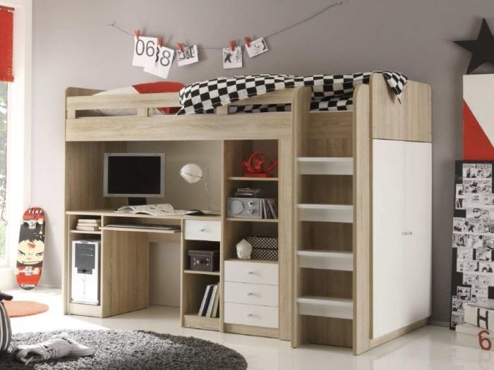 jugendzimmer komplett set f r m dchen jungen m bel. Black Bedroom Furniture Sets. Home Design Ideas
