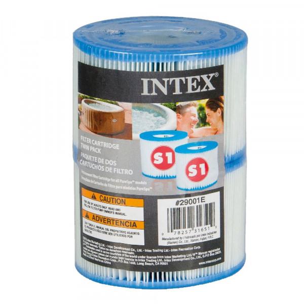 Intex 29001 Whirlpool Filterkartusche Typ S1