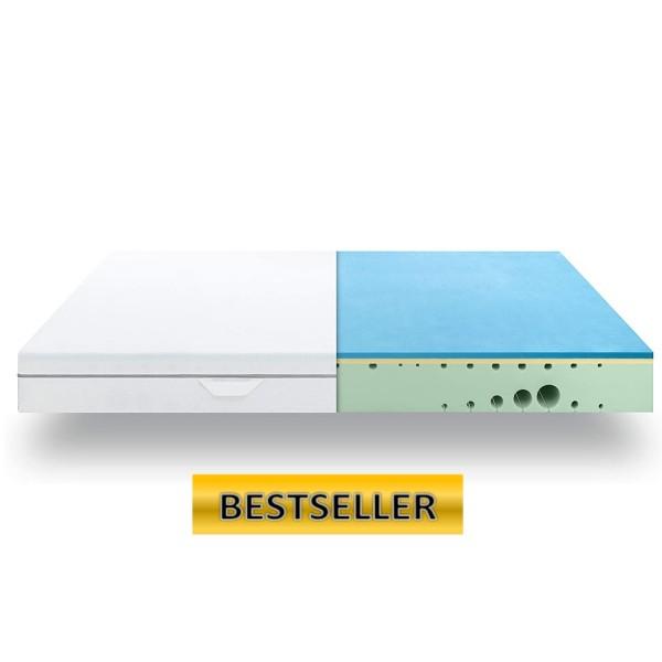 E- ONE Kaltschaummatratze für Betten 140 x 200 cm Liegefläche der BESTSELLER !