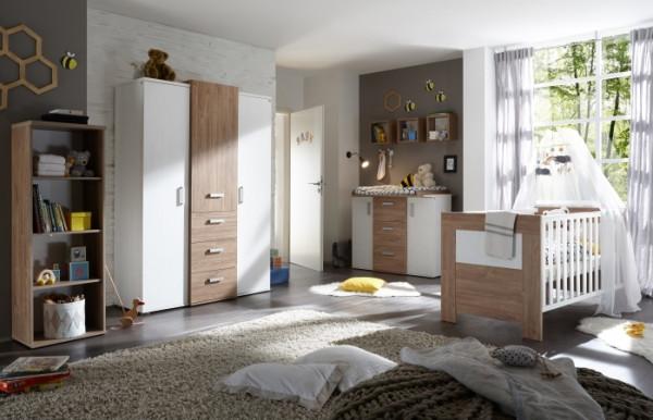 Babyzimmer Kimi 6-teilig
