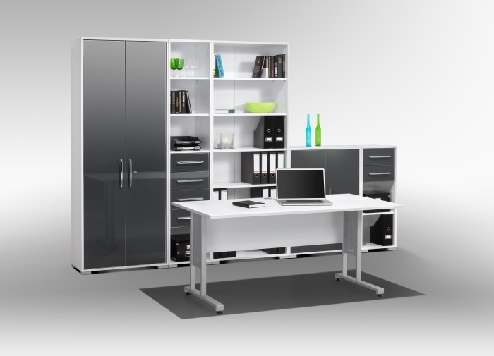 Office System Grau