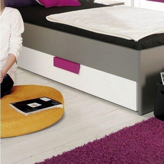 Bettschubkasten Jugendzimmer Libelle