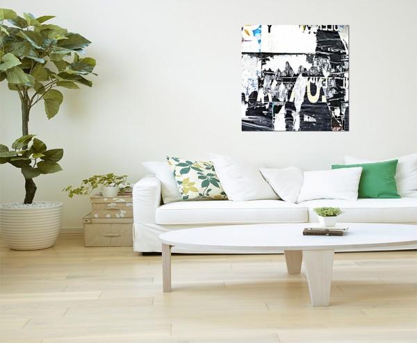 120x80cm Poster Plakat Graffiti abstrakt Malerei