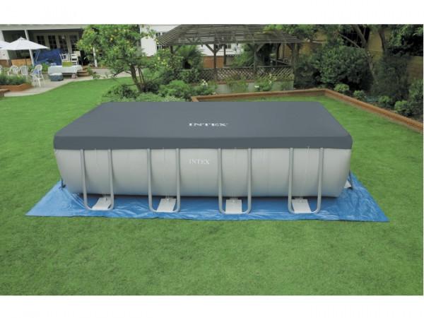 Abdeckplane Frame Pool Set Ultra Quadra 549 x 274 x 132 cm