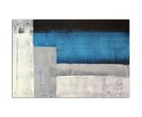 120x80cm Malerei Kunstwerk Farben abstrakt