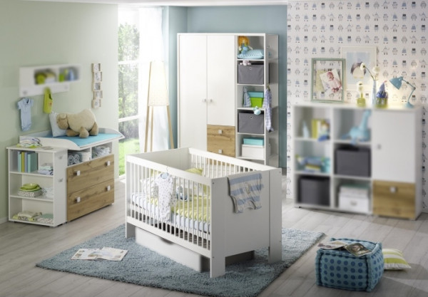 Babyzimmer Emina 8 teilig von Rauch