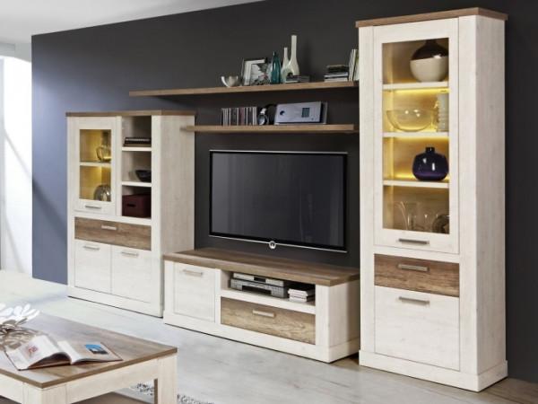 wohnwand duro m bel. Black Bedroom Furniture Sets. Home Design Ideas