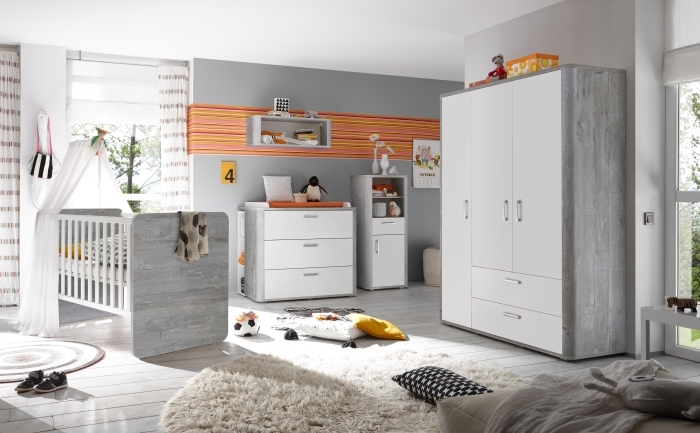babyzimmer frieda 7tlg m bel. Black Bedroom Furniture Sets. Home Design Ideas