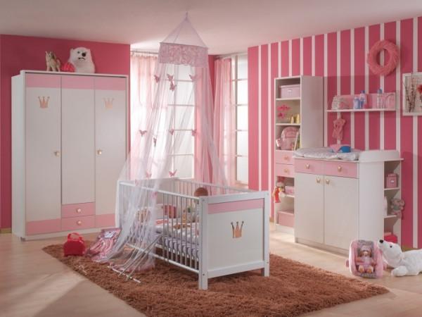 Babyzimmer Cindy 7teilig