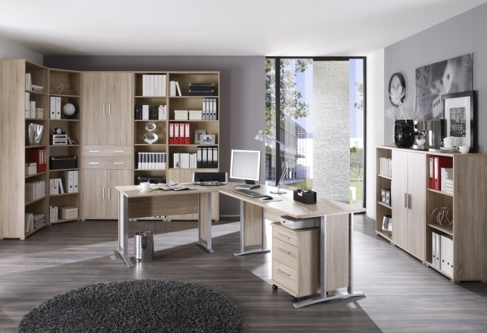 office smart sonoma b ro m bel. Black Bedroom Furniture Sets. Home Design Ideas