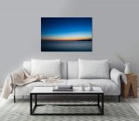 Sommer Sonnenuntergang Wandbild in verschiedenen Größen