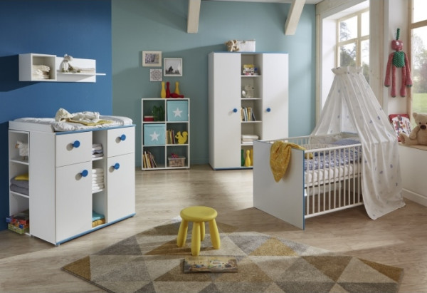 Babyzimmer Moritz 6 teilig