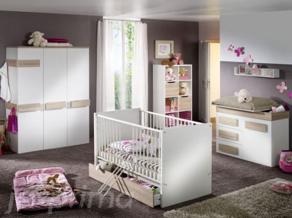 babyzimmer pixi 7 teilig m bel. Black Bedroom Furniture Sets. Home Design Ideas