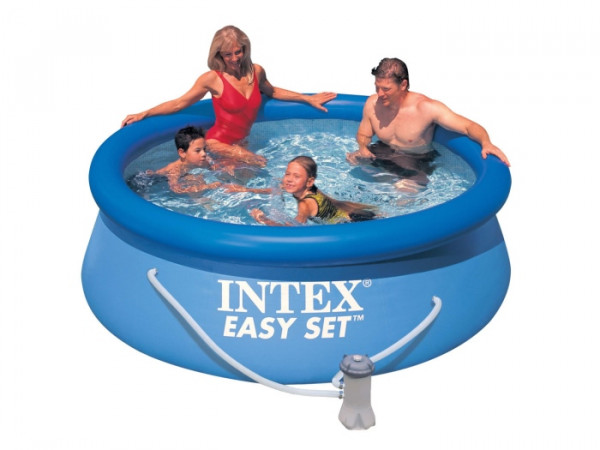 Intex 28122gn Quick Up Pool 305 x 76 cm
