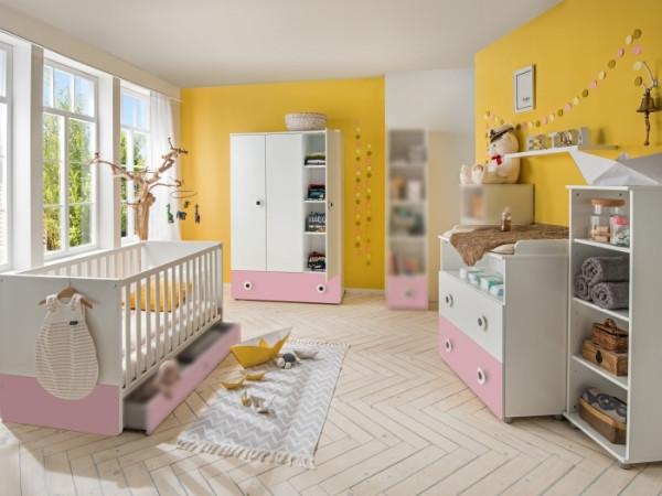 Babyzimmer Töre 7 teiliges Superset