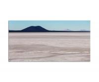 120x80cm Bolivien Landschaft Berge Sand