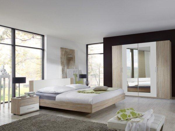 Schlafzimmer Franziska Eiche Sägerau