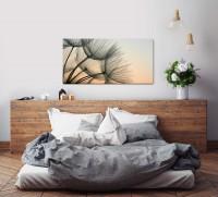 Pusteblumen Wandbild in verschiedenen Größen