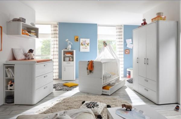 Babyzimmer Lara 8 tlg.