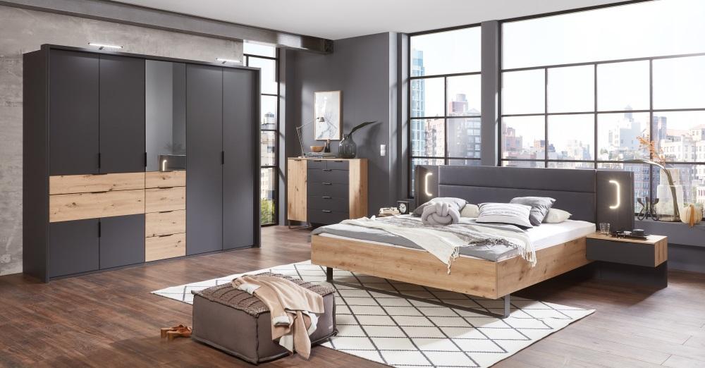 Schlafzimmer Shanghai 4 Teilig Neuheit Gunstig Kaufen Mobel Direkt
