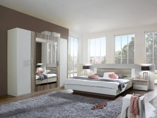 Schlafzimmer Franziska Wildeiche