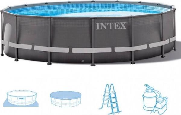 INTEX Pool 488 x 122 cm 28324