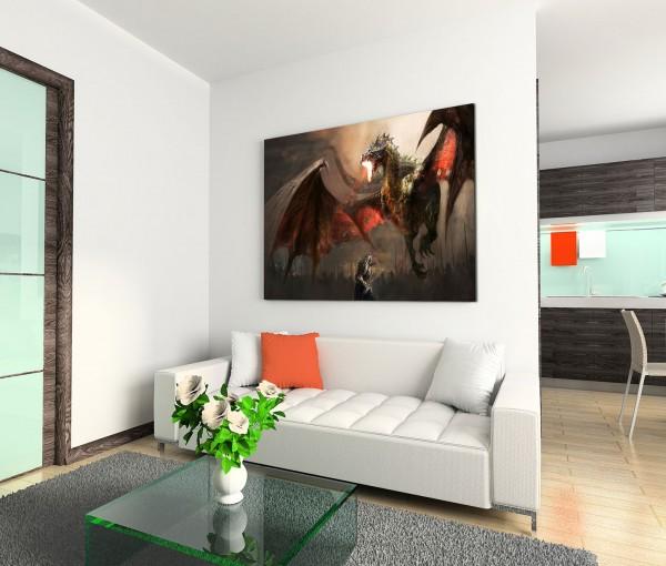 120x80cm Wandbild