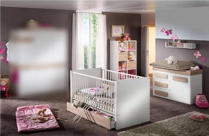 Babyzimmer Pixi 6 teilig