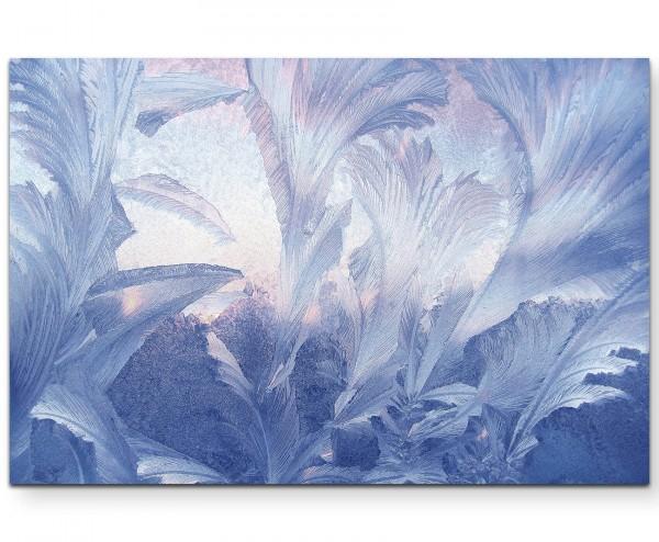 Winterglas - Leinwandbild
