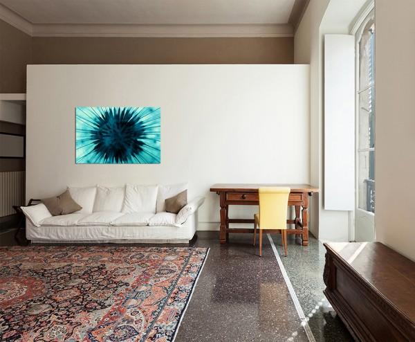 120x80cm Pusteblume Blüte Nahaufnahme
