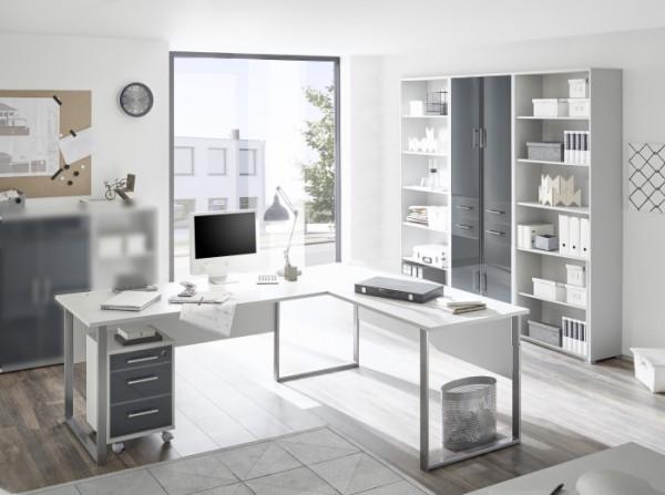 Büromöbel Office Line Luxo 5 teilig II