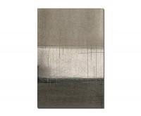 120x80cm Kunstmalerei abstrakt braun/beige